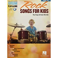 Drum Play-Along Volume 41: Rock Songs For Kids