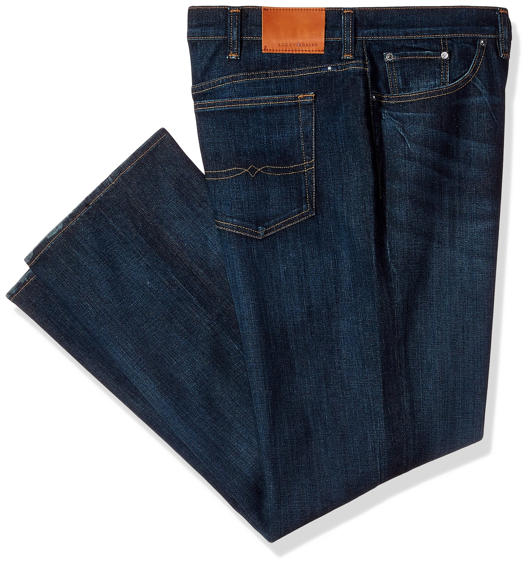 Lucky Brand Men's Tall Big & Tall 181 Relaxed Straight Jean in Aliso Viejo, 44X30