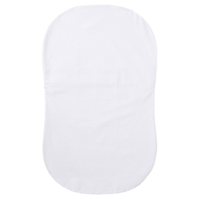 amazon com halo bassinest swivel sleeper fitted sheet 100