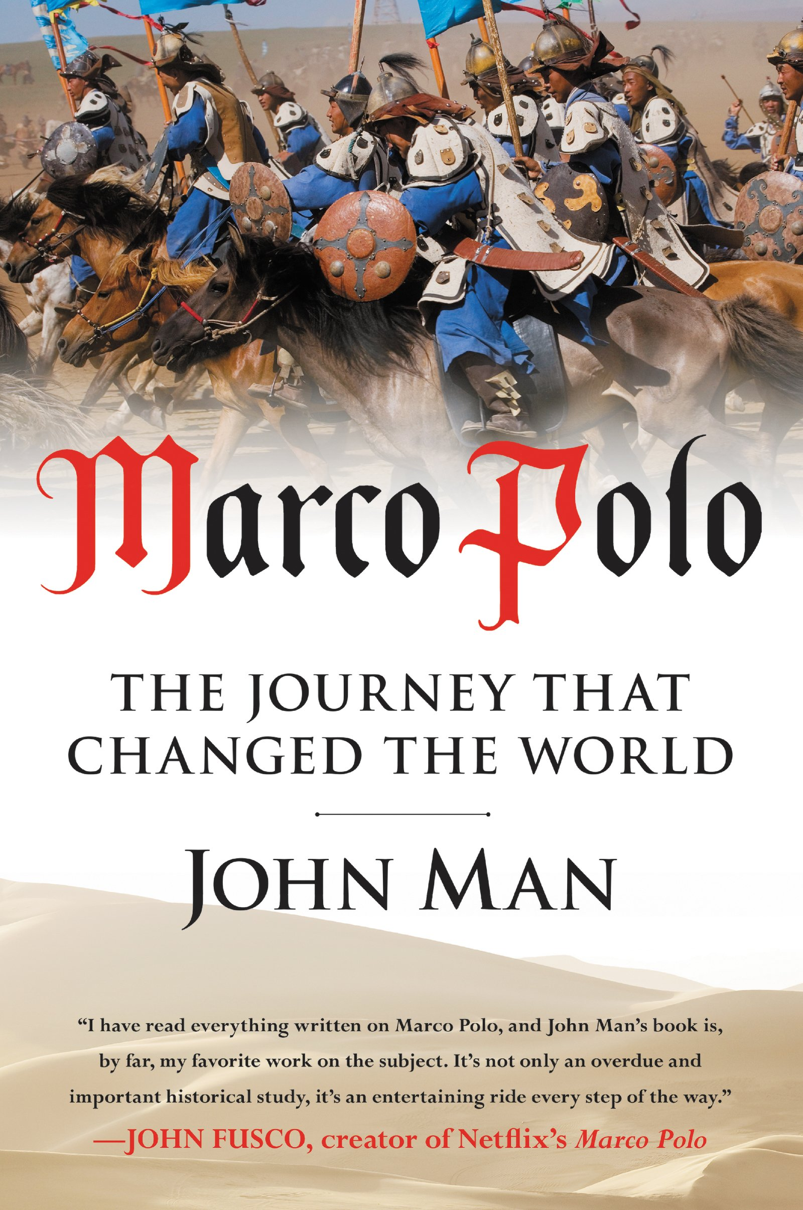 Marco Polo: The Journey That Changed the World Idioma Inglés ...