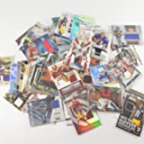 NFL Football Card Relic Game Used Jersey Autograph Card Group Gift Package (10 Relic/Auto Cards)