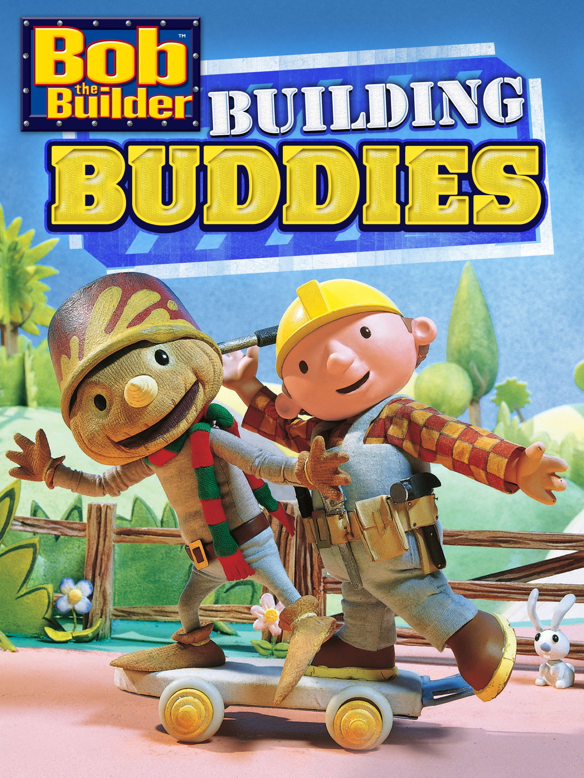 Bob the builder live online dvd rental - Bob The Builder Building Buddies