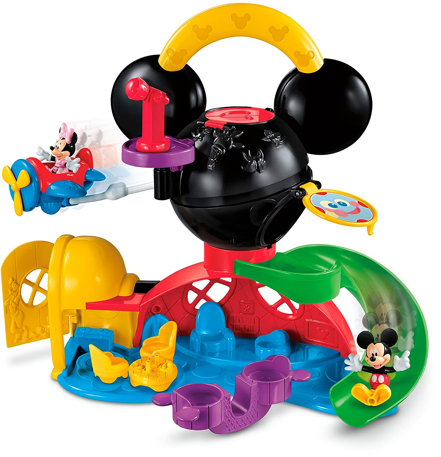 Fisher-Price Disney Mickey Mouse Fly n Slide Clubhouse Fisher Price Y2311