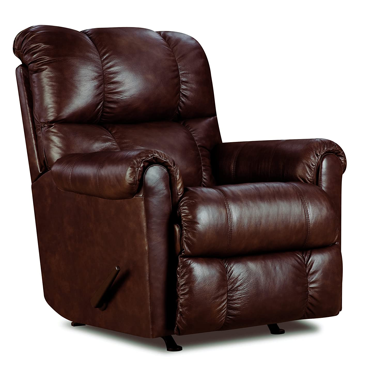 Amazon.com Lane Furniture Eureka Recliner Savage Cocoa Kitchen u0026 Dining  sc 1 st  Amazon.com & Amazon.com: Lane Furniture Eureka Recliner Savage Cocoa: Kitchen ...