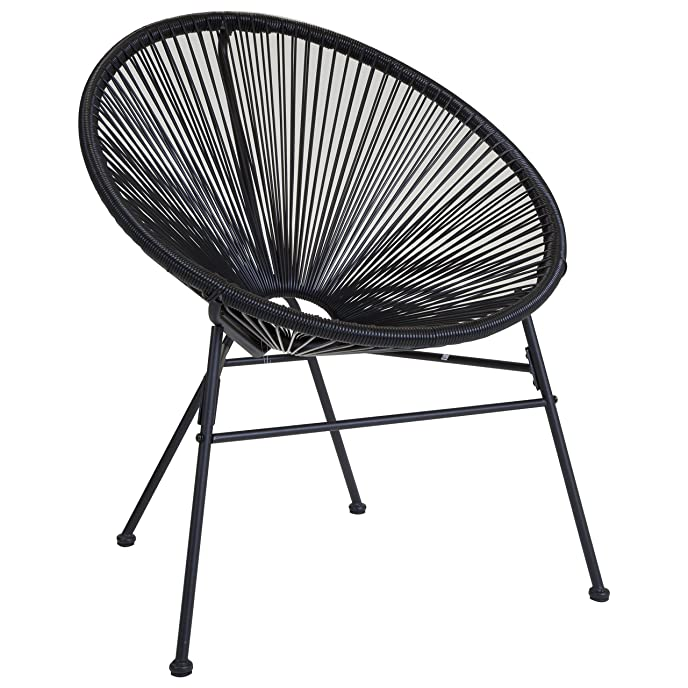 Retro Rattan Acapulco Chair