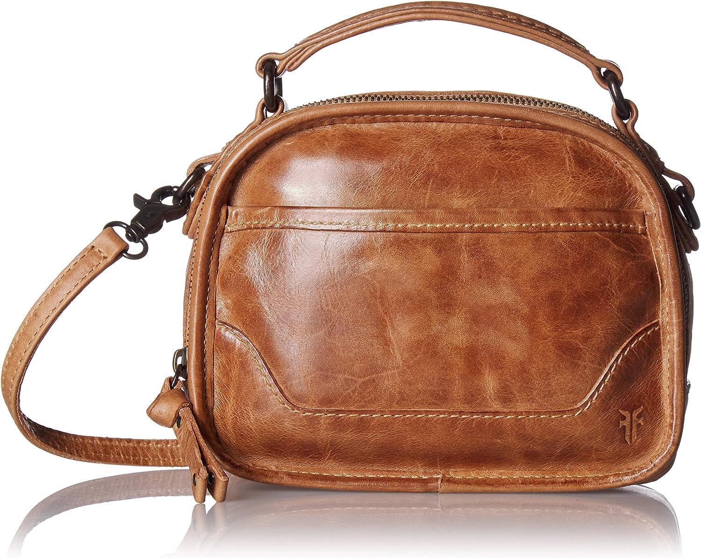 FRYE Melissa Top Handle Leather Crossbody Bag 91g9pSe58CL