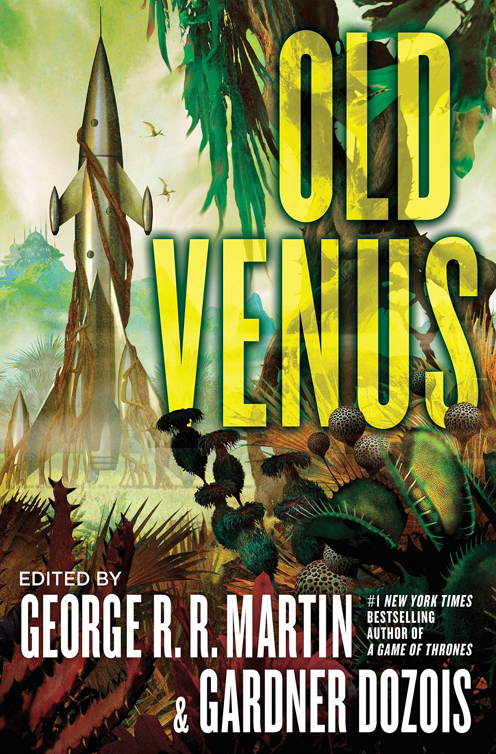 Download Old Venus: A Collection of Stories pdf