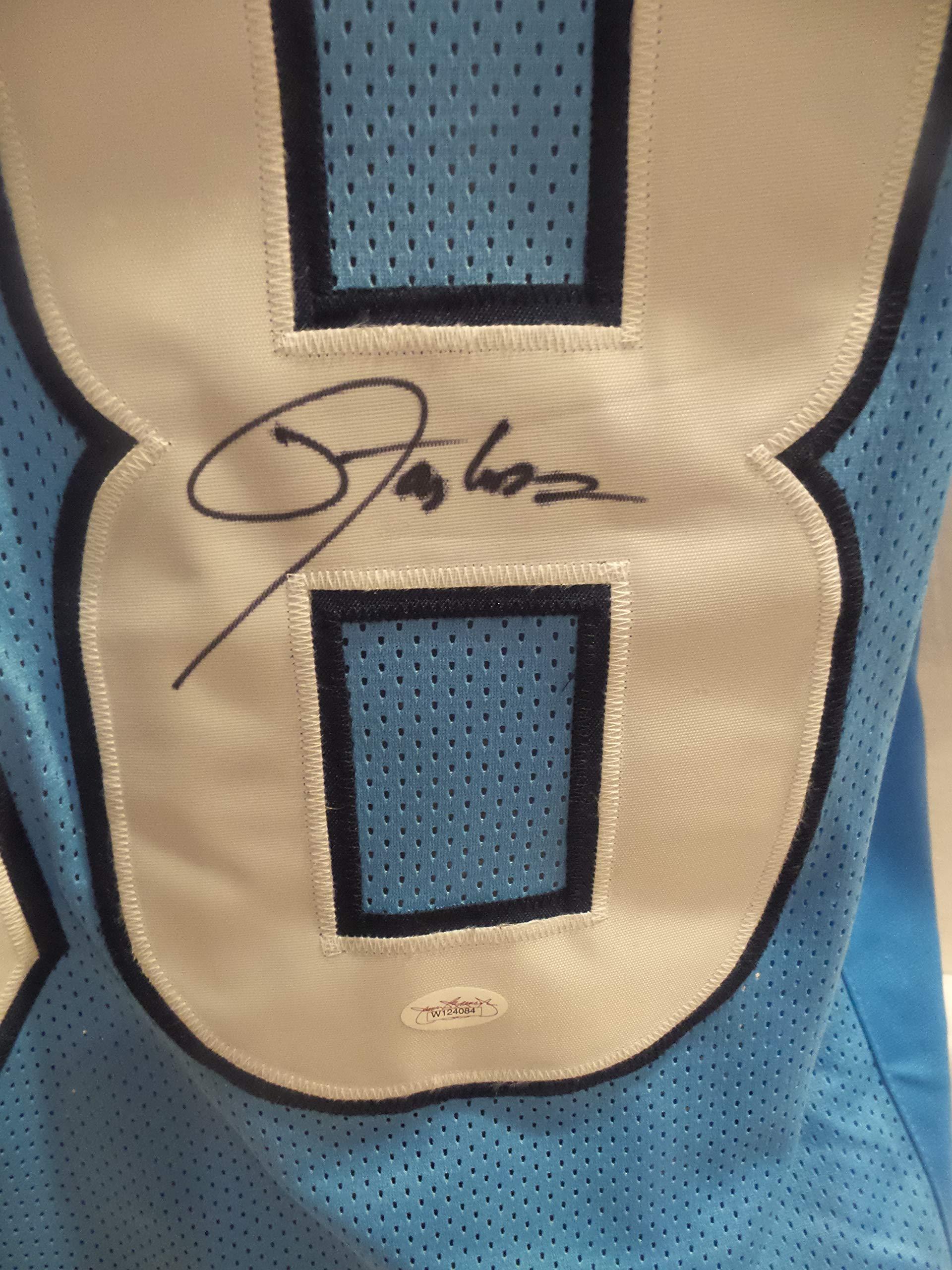 Lawrence Taylor Signed College:North Carolina Autographed Jersey Novelty Custom Jersey JSA