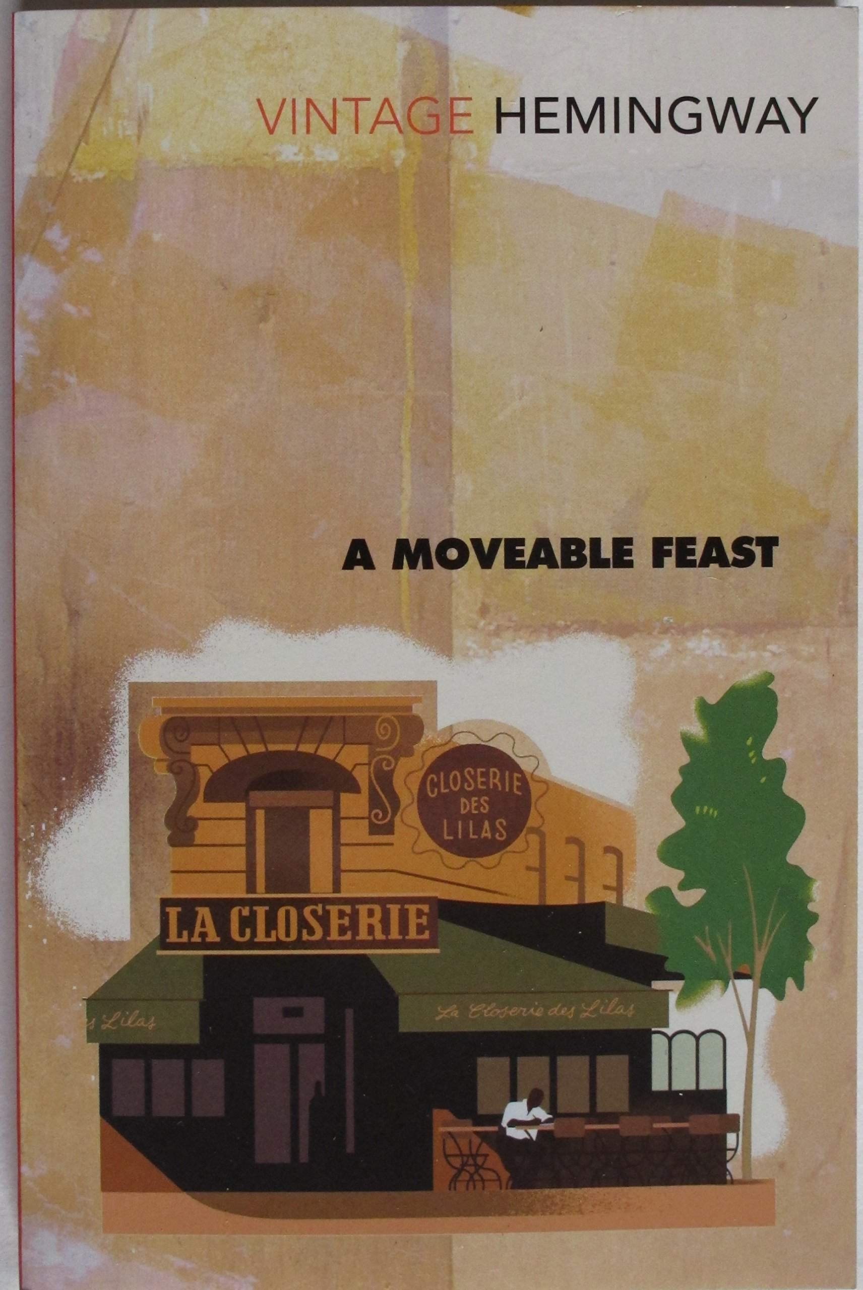 A moveable feast ernest hemingway 9780099595656 amazon books fandeluxe Document