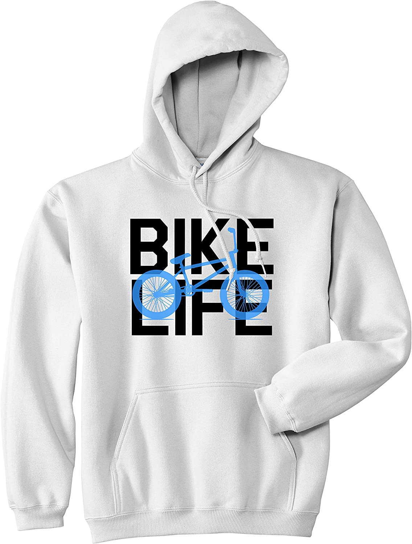 Bike Life Bicycle Pullover Hoodie Hoody
