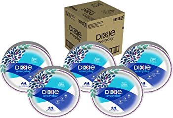 220-Count Dixie Everyday Disposable 10-1/16