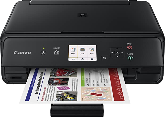 Top 10 Canon Compact Ts5020 Wireless Home Inkjet
