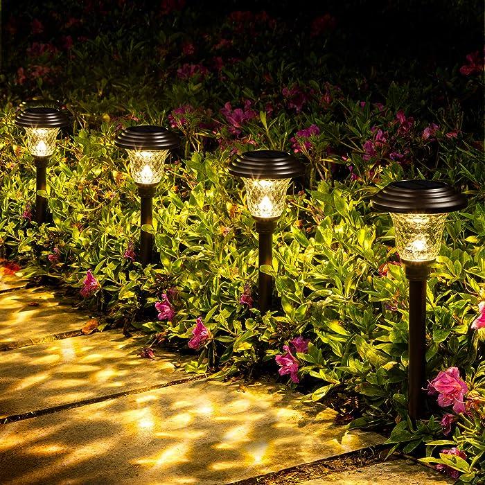 Top 9 Solar Led Garden Path Lights Warm White