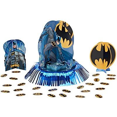 Batman Table Decorating Kit, Party Favor: Kitchen & Dining