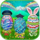 free games and books - Easter Egg - Decoration & Coloring Book