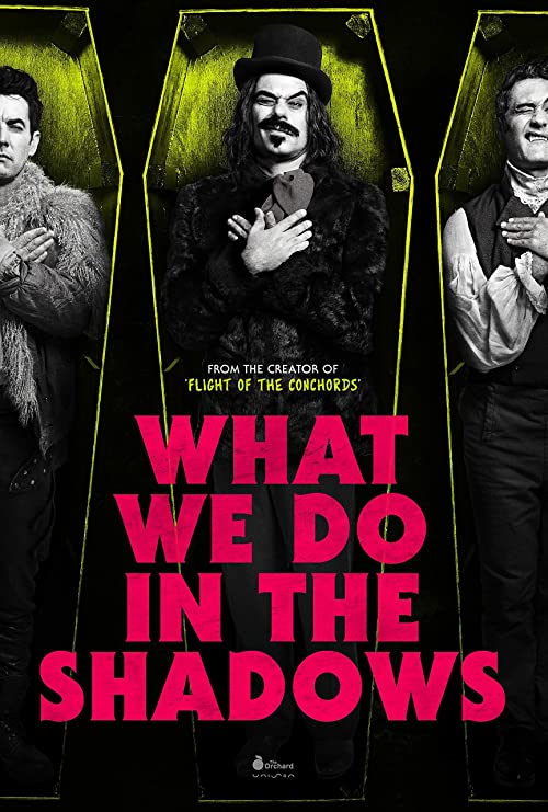 Amazon.com: newhorizon What We Do in The Shadows Movie Poster 17'' x 25''  NOT A DVD: Posters & Prints