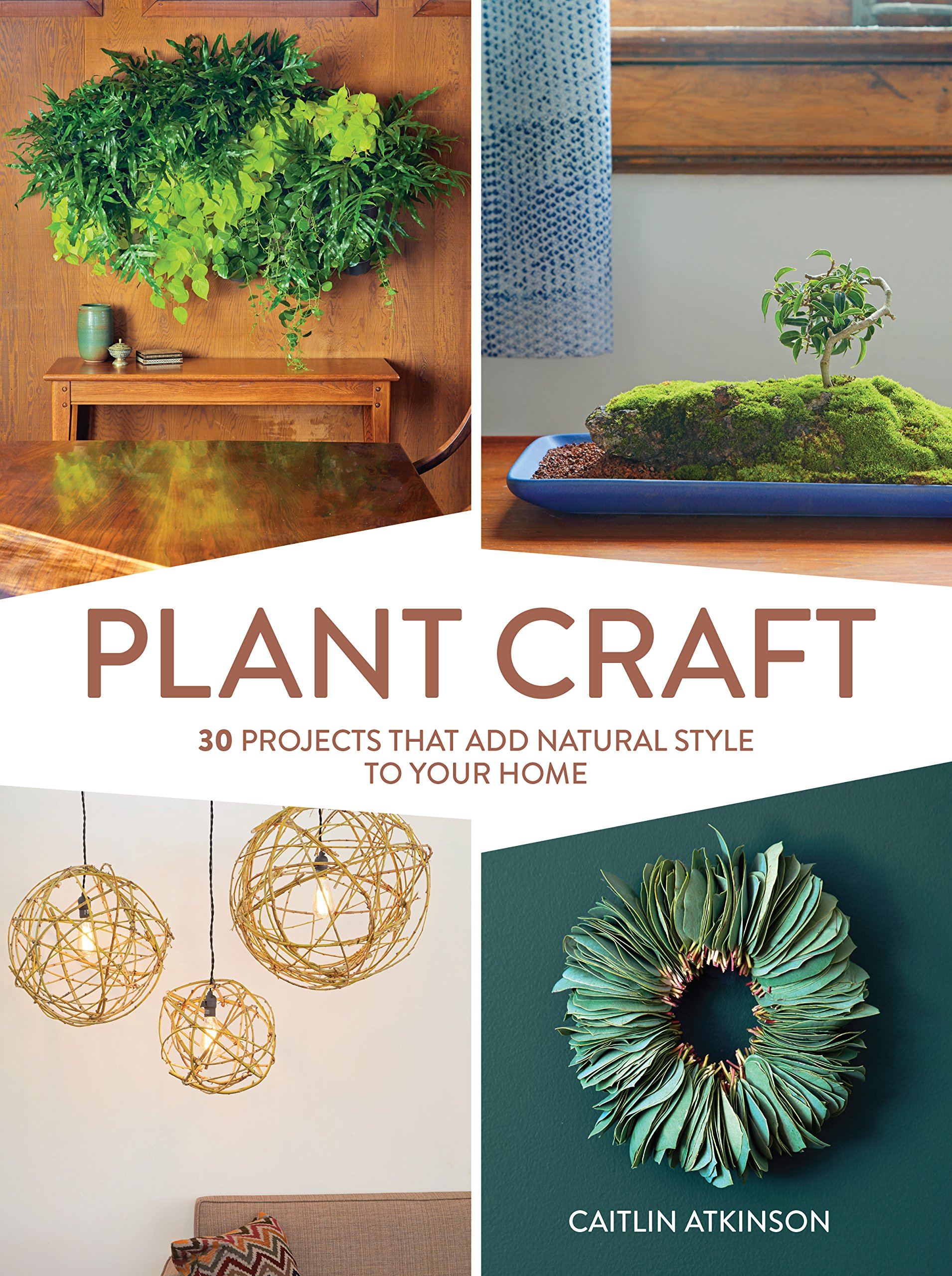 Plant Craft Amazoncouk Caitlin Atkinson 9781604696493 Books