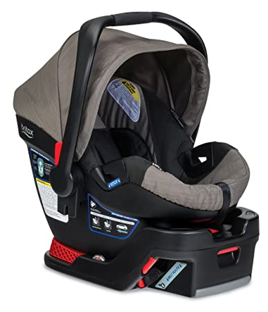 Britax B Safe 35 Infant Seat Slate Strie