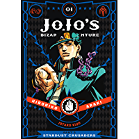 JoJo's Bizarre Adventure: Part 3--Stardust Crusaders, Vol. 1 (JoJo's Bizarre Adventure: Part 3--Stardust Crusaders)