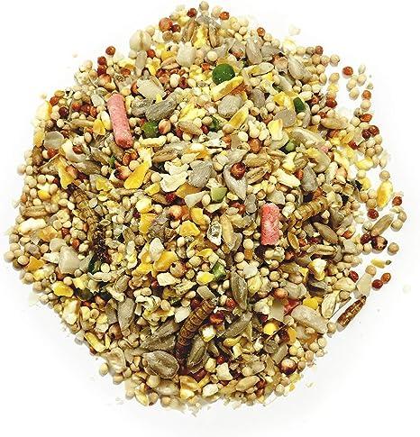20kgBAG {SUPREME NO WHEAT MIX} ULTRA CLEAN MIX WILD BIRD FEED//FOOD