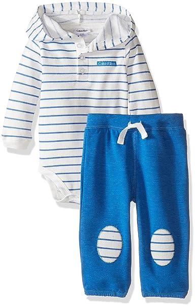 Amazon.com: Calvin Klein, conjunto de pantalones y leotardo ...