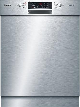 Bosch Serie 4 SMU46CS01E lavavajilla Semi-incorporado 13 cubiertos ...