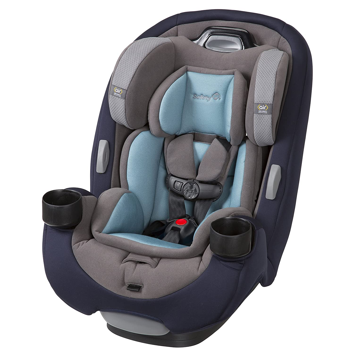Safety 1st Grow N Go EX Air 3-in-1 Convertible Car Seat, Lithograph Safety First CC190ECJ