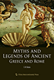 Myths and Legends of Ancient Greece and Rome(English edition)【古希腊罗马神话传说(英文版)】