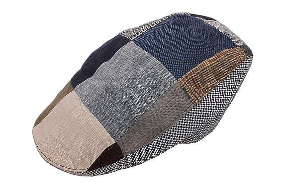 b45de45fca3e Hanna Hats Donegal Touring Cap - Linen at Amazon Men's Clothing store: