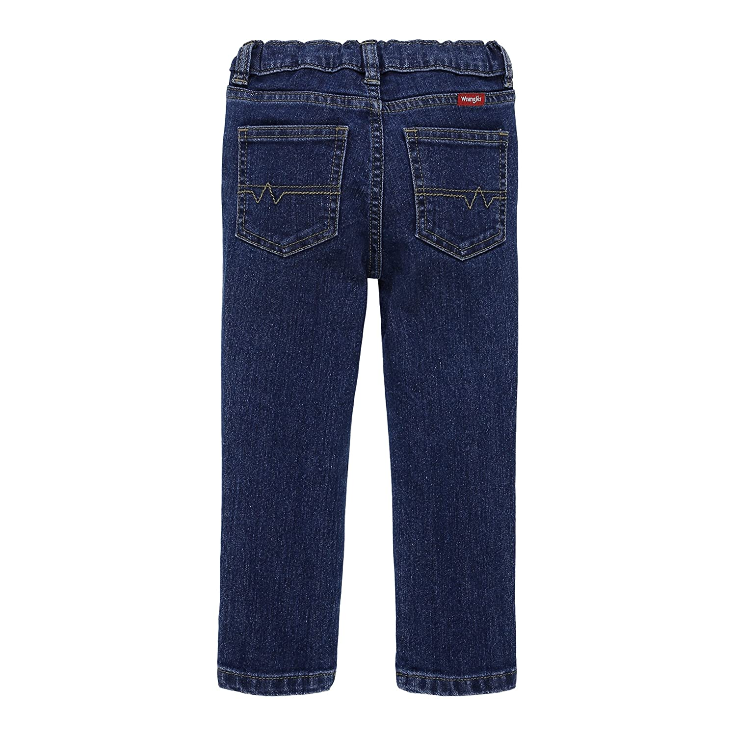 db6c27c4 Amazon.com: Wrangler Authentics Toddler Boys' Skinny Jean: Clothing