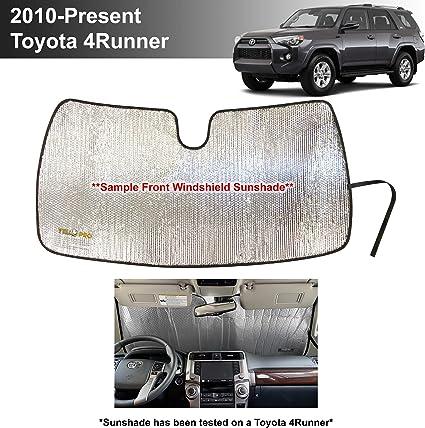 Custom-fit Windshield Sun Shade AutoTech Zone Sunshade for 2004-2010 Toyota Solara