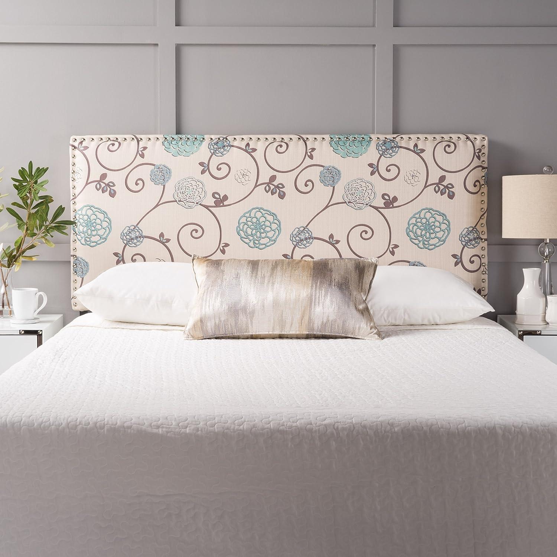 Furniture Bedroom Headboards Floral
