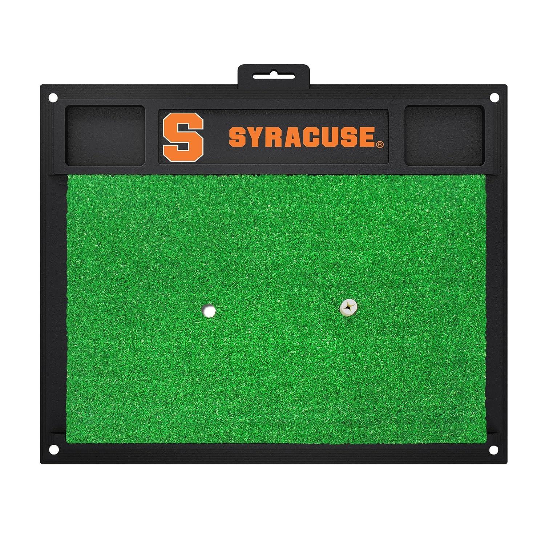 NCAA Syracuse UniversityオレンジGolf Hitting Matゴルフ練習アクセサリー   B07F1T222B