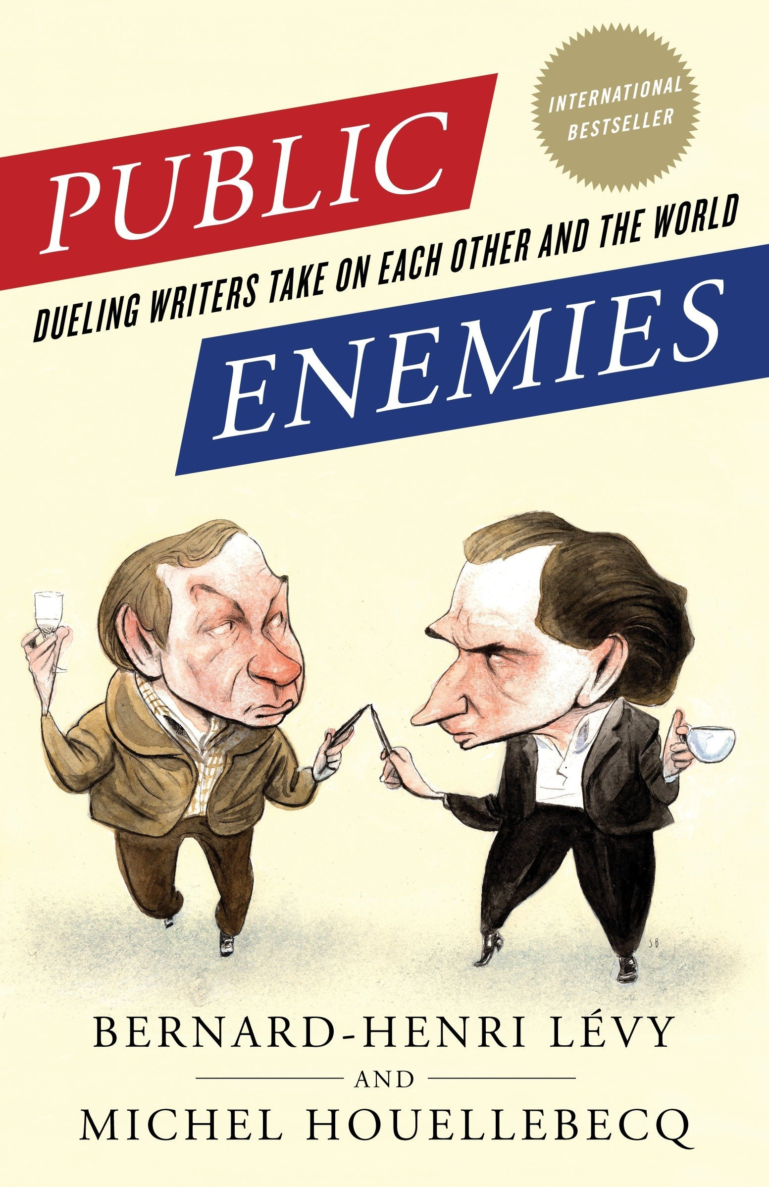 Public Enemies: Dueling Writers Take On Each Other and the World PDF
