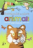 Scarabocchia e colora gli animali. Ediz. illustrata