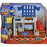 Mattel BBY30 - Fisher-Price Mike der Ritter Schatzkammer Spielset