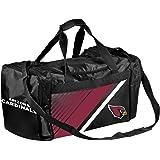 NFL Team Logo Border Stripe Duffle Bag