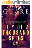 City Of A Thousand Spies: The Conor McBride Series, Book 3