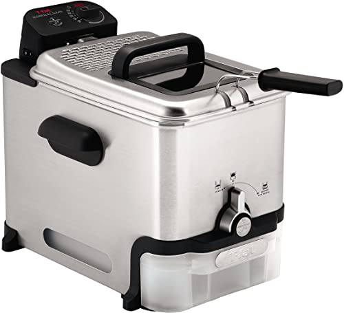 T-Fal Deep Fryer With Basket Model FR8000