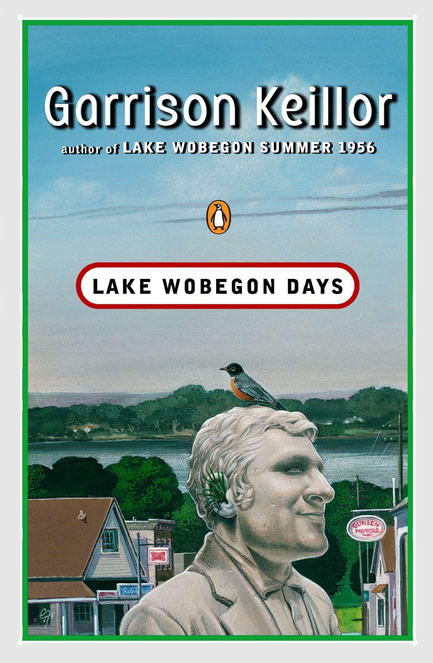Lake Wobegon Days: Garrison Keillor, Mike Lynch: 9780140131611: Amazon.com:  Books