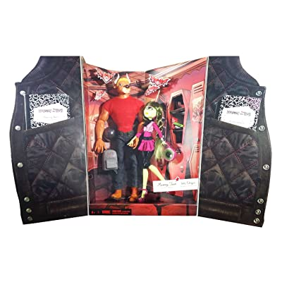 SDCC 2014 Exclusive Monster High Manny Taur & Iris Clops 2-Pack: Toys & Games
