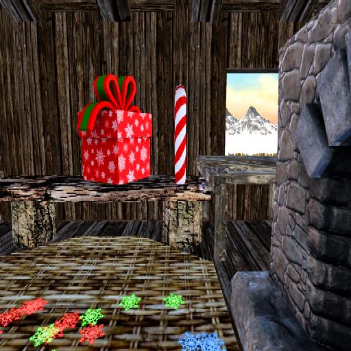 Christmas Village Fun (Tree Cutting Christmas Games)