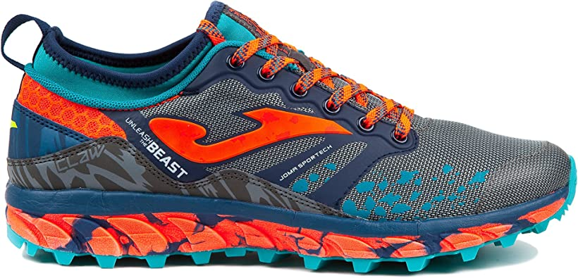 Sportime2 Joma TK. Claw Men 812 - Zapatillas Trail Running Hombre - Joma TK.CLAWS-812 Size: EU 46 - CM 30.5 - UK 11: Amazon.es: Zapatos y complementos