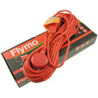 Flymo FLY102 15 m Replacement Cable to Suit Some Flymo Electric Lawnmowers - Orange