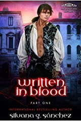 Written in Blood: A New Adult Vampire Romance Novella, Part One. (The Unnatural Brethren Book 1) Kindle Edition