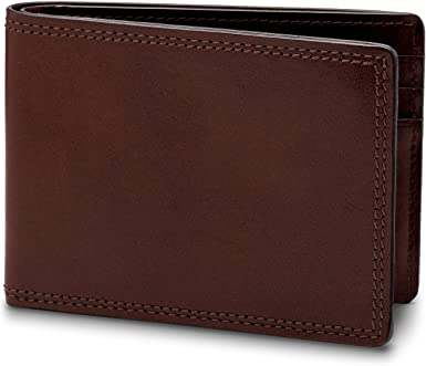 Leather Magic Wallet high quality Made in Italy Soft Genuine Leather