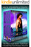 The MacLomain Series- Early Years: A Scottish Time Travel Romance Boxed Set