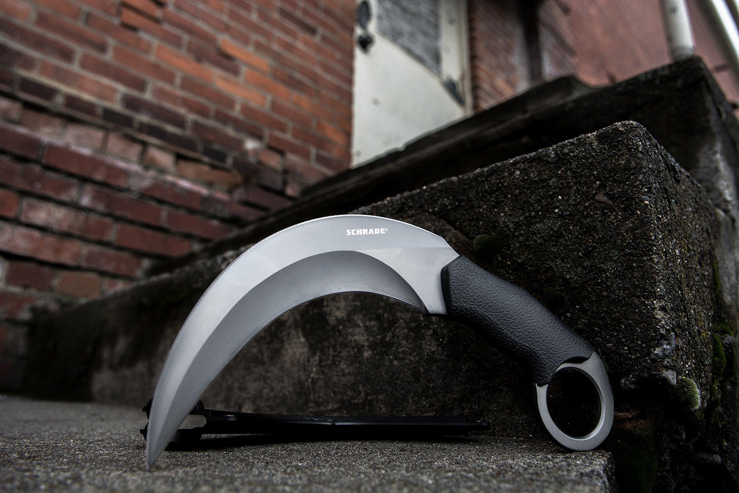 Schrade SCH112 Full Tang Fixed Blade Knife