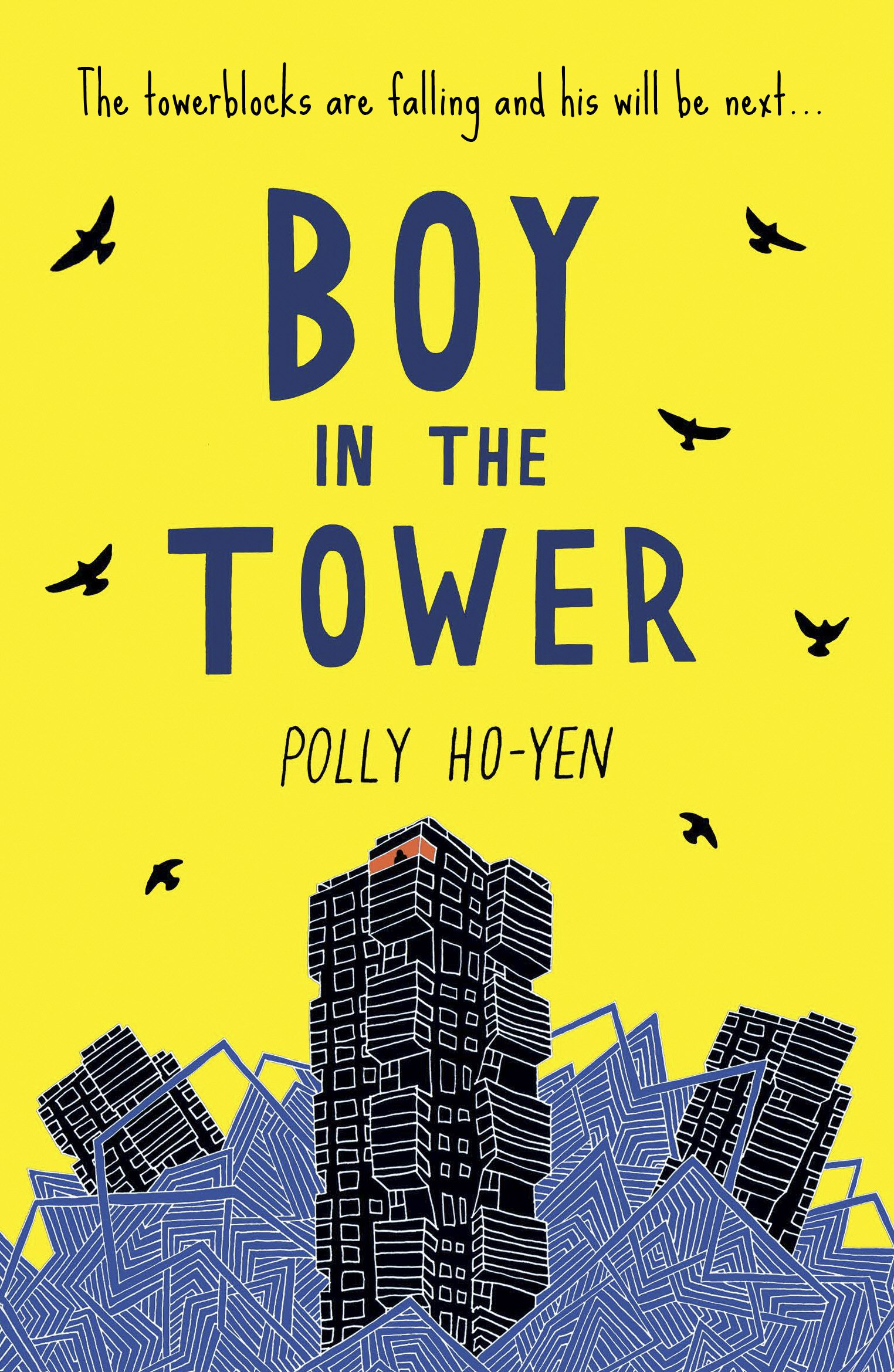Boy In The Tower: Amazon.co.uk: Ho-Yen, Polly: Books
