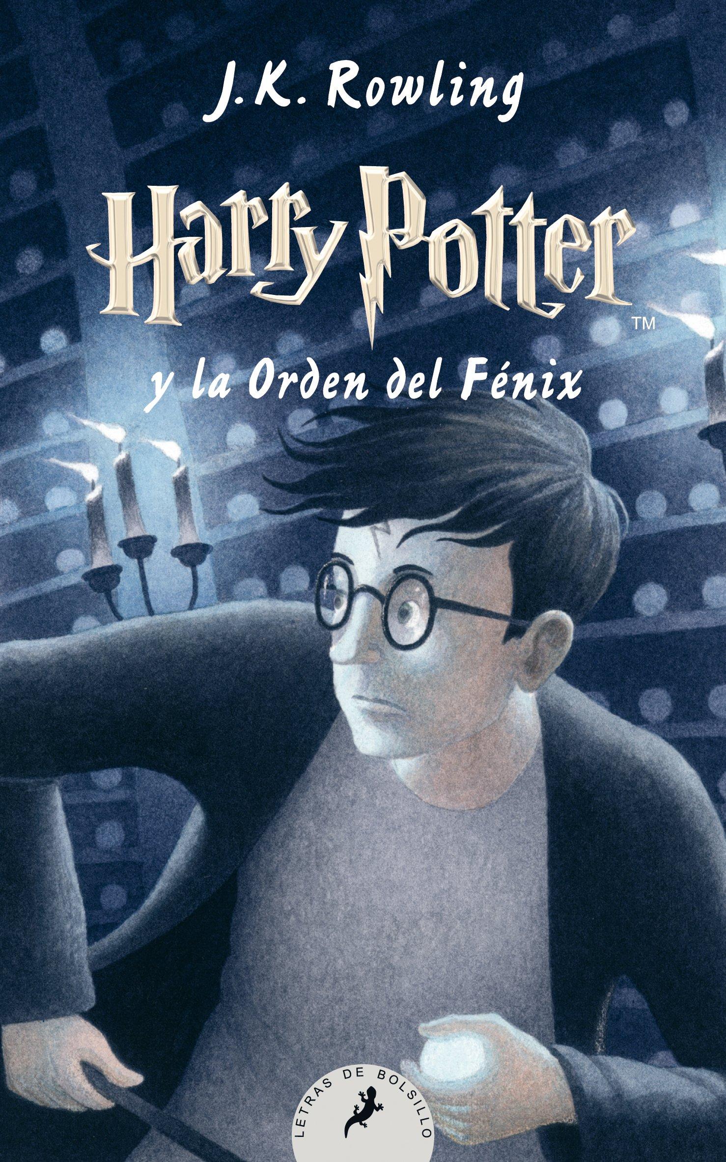 Harry Potter y la Orden del Fénix: Harry Potter y la Orden ...